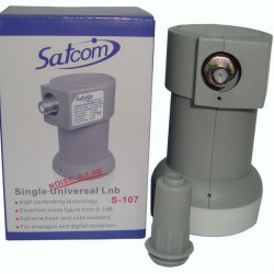 Satcom S-107 SINGLE